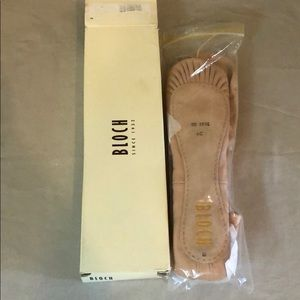 Bloch Pink Ballet Slippers Size 6